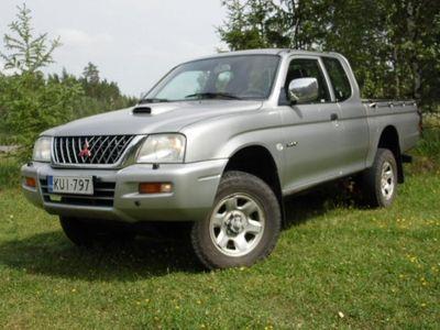 gebraucht Mitsubishi L200 PICKUP 4x4 2,5TD 2003