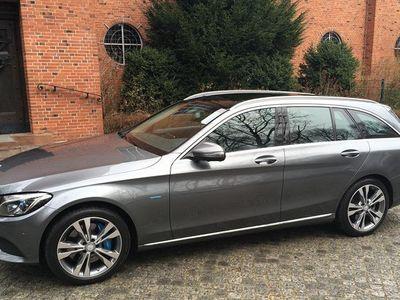 used Mercedes C350e T Avantgarde