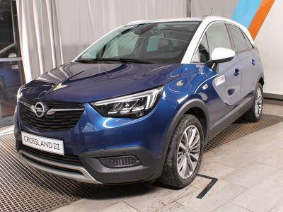 käytetty Opel Crossland X Innovation Plus 130 Turbo Aut