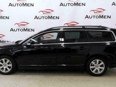 käytetty Volvo V70 1,6D DRIVe Momentum ** Suomi-auto/ Vatokoukku, Polttoainen lisälämmitin/ Xenon-valot**