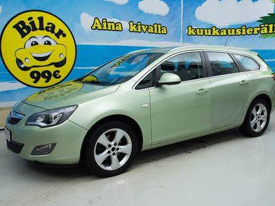 käytetty Opel Astra Sport Tourer Sport 2,0 - *SAAT 500€ TILILLESI!*