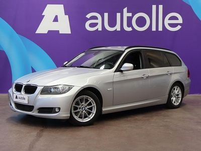 käytetty BMW 320 *SIISTI* E91 Touring Business Comfort Tarkastettuna, Rahoituksella, Kotiin toimitettuna!