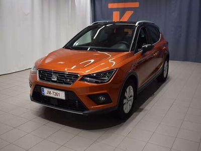 käytetty Seat Arona 1,0 EcoTSI 115 FR DSG