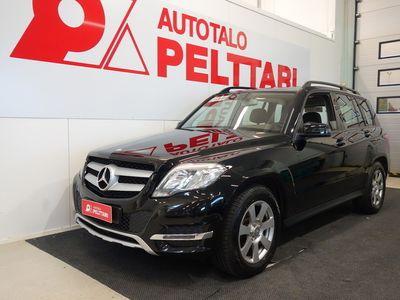 käytetty Mercedes GLK220 CDI AUTOM 2WD FACE LIFT