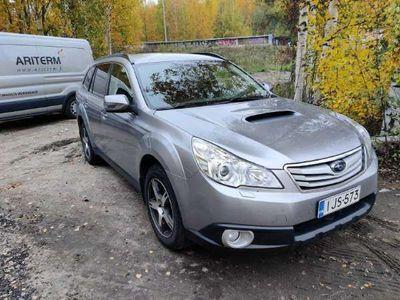 käytetty Subaru Outback 2,0 TD UA 6MT ** Suomiauto / Juuri tullut / Ota yhteys myyntiin **