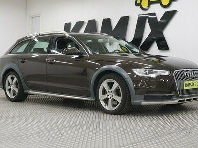 käytetty Audi A6 Allroad 3,0 V6 TDI 150 kW S tronic / Sport-istuimet /