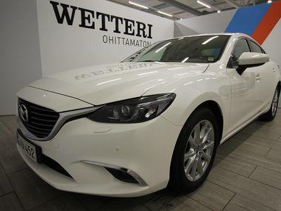 käytetty Mazda 6 2,0 165 SKYACTIV-G BsnEdt **1-Om / Suomi-auto / Juuri huollettu / Huippu siisti**