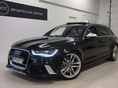 käytetty Audi RS6 Avant 4,0 V8 TFSI 412 kW quattro tiptronic, ACC, Nightvision, Bose, Softclose