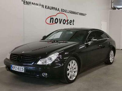 käytetty Mercedes CLS350 V6 4d Aut. *BLACK WEEK, DON'T SLEEP! 0% KORKO, 0e KASKO, 0e TOIMITUS!*