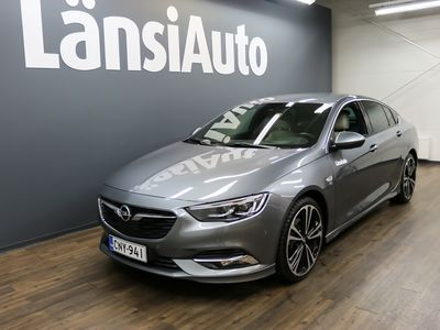 käytetty Opel Insignia Grand Sport Executive 200 Turbo A - OVH YLI 45TE - VARUSTELTU YKSILÖ!