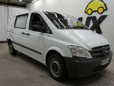 käytetty Mercedes Vito 110CDI -3,05/32K normaali A1 Trend