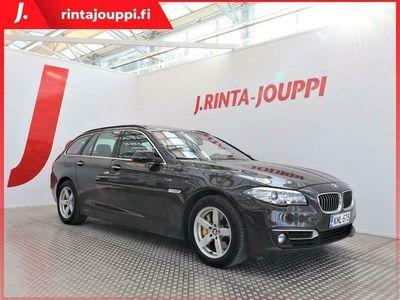 käytetty BMW 535 *HUIPPUVARUSTEET*F11 d TwinpowerTurbo xDrive 230kW Aut. Tarkastettuna, Rahoituksella, Kotiin toimitettuna!