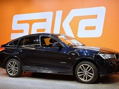 käytetty BMW X4 F26 xDrive20d A Business M-SPORT ### NORMAL FRIDAY -hinta! ### * Webasto /Prof.navi / HarmanKardon /