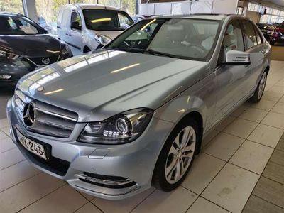 käytetty Mercedes C220 CDI BE A /Nav /Siisti