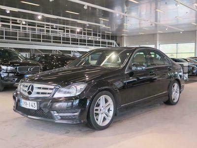 käytetty Mercedes C180 BE A Premium Business 1,6
