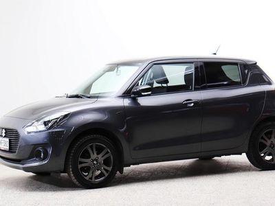 käytetty Suzuki Swift 1,2 DUALJET 4WD GLX HYBRID - Huippuvarustelu hybridi nelikko, juuri huollettu!