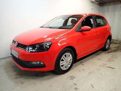 käytetty VW Polo Trendline 1,0 55 kW (75 hv) BlueMotion Technology 4-ovinen
