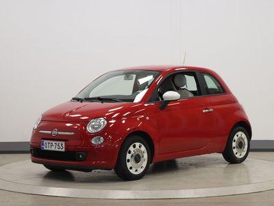 käytetty Fiat 500 Color Therapy 1,2 8v 69 hv Bensiini