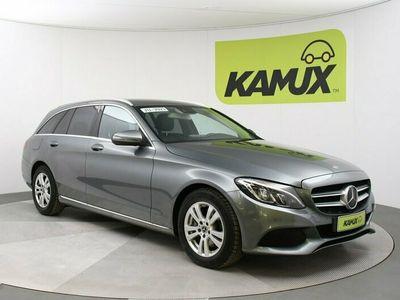 käytetty Mercedes C220 d Avantgarde Aut // Burmester / Adapt.Cruise / ILS Led-ajovalot //