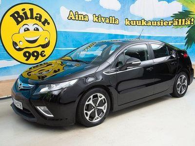 käytetty Opel Ampera 1.4 Cosmo 5-ov E-REV 111kW * BOSE, NAVI, NAHKASISUSTA, TUTKAT! * - *NYT ON OSTAJAN MARKKINAT!*