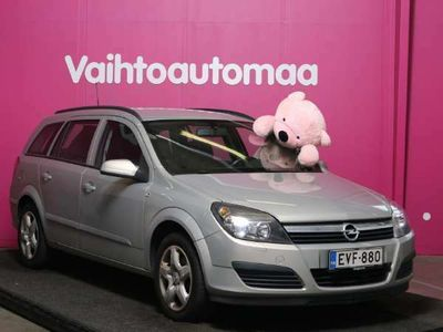 käytetty Opel Astra Wagon Enjoy 1,8 125 hv