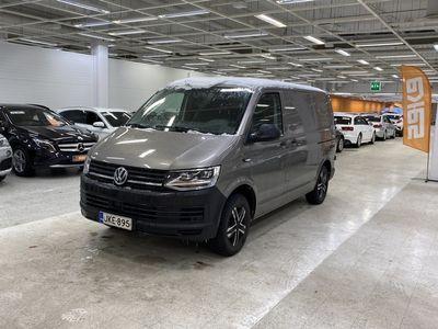 käytetty VW Transporter 2,0 TDI 110 kW DSG ** ALV / Webasto / Adat.vakkari / LED / Läpilastaus **
