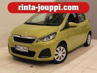 käytetty Peugeot 108 Active VTi 72 (MY18.1) - Hieno uutta vastaava ! Uuden vastaavan ovh yli 14000?!