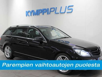 käytetty Mercedes C220 CDI BE T A Premium Business AMG
