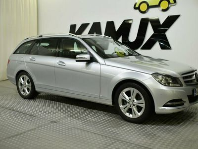 käytetty Mercedes C200 CDI BE A Premium Business **** Korko 0,99% + min. 1500 EUR takuuhyvitys ****