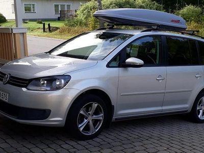 käytetty VW Touran 1.2 TSI 77kW Comfortline