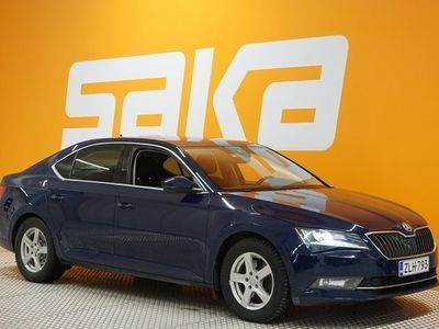 käytetty Skoda Superb 1,4 TSI ACT Ambition 150 Hp ** Suomiauto / Dynamic Light Assistant / Winter-paketti **
