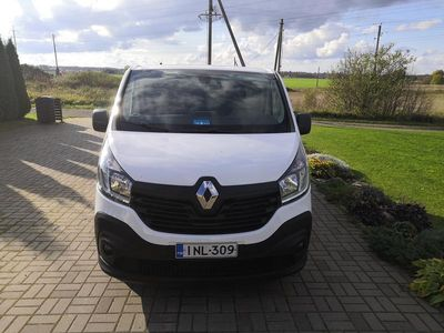 käytetty Renault Trafic dCi 125 TwinTurbo L2H1 6,0 m3 Navi Edition
