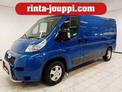 käytetty Peugeot Boxer 335 L2H1 HDi 130 FAP - Katso ajoneuvon Automessu tarjoukset osoitteessa rinta-jouppi.com!