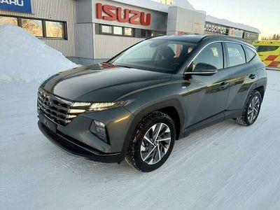 käytetty Hyundai Tucson 1.6 T-GDI 180 hp 48V hybrid 4WD 7DCT Style