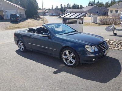 käytetty Mercedes CLK240
