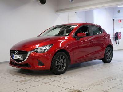 käytetty Mazda 2 5HB 1,5 (90) SKYACTIV-G Optimum 6AT AM2O *Erään vaihtoautoja korko alk. 0,49%+kulut huoltorahalla!*