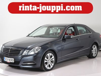 käytetty Mercedes E350 CDI BE 4MATIC A