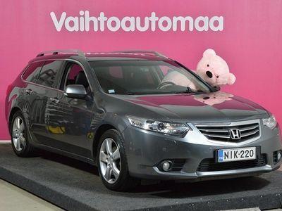 käytetty Honda Accord Tourer 2,0 Executive Business Aut. # Nahat # PremiumSound # Kattoluukku # Bi-Xenon