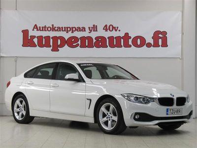 käytetty BMW 420 Gran Coupé F36 420d A Business xNavi Edition * Navi, Sporttipenkit, Bluetooth *