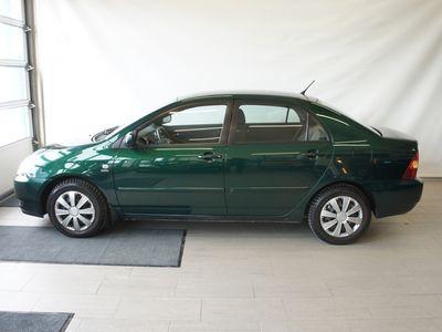 käytetty Toyota Corolla 1,6 VVT-i Linea Sol 4ov, Juuri katsastettu, kohtuu ajomäärä! Rahoitus jopa ilman käsirahaa!!