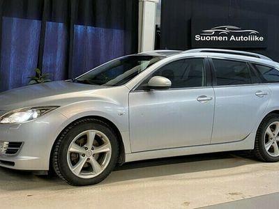 käytetty Mazda 6 2.0 TD Elegance SportWagon (WF3) Ruosteeton. Hyväkuntoinen.