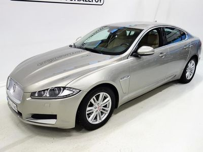 käytetty Jaguar XF 2,2 i4 Td 163 Luxury Business