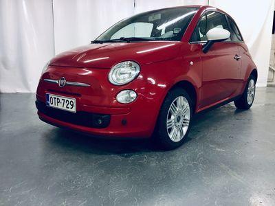 käytetty Fiat 500 Color Therapy 1.2 8v 69hv (MY13)