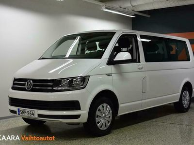 käytetty VW Caravelle Comfortline pitkä 2,0 TDI 110 kW DSG ** ALV, 1+8henk **