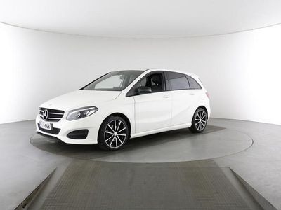käytetty Mercedes B200 CDI 4Matic A Premium Business, Night Pack, Urban Pack