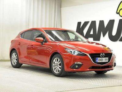 käytetty Mazda 3 5HB 2,0 (120) SKYACTIV-G Premium Plus 6MT 5ov DG2 //