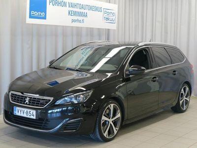 käytetty Peugeot 308 SW GT BlueHDi 180 Automaatti ** Navigointi / Vakionopeudensäädin / Pysäköintitutkat / Bluetooth **