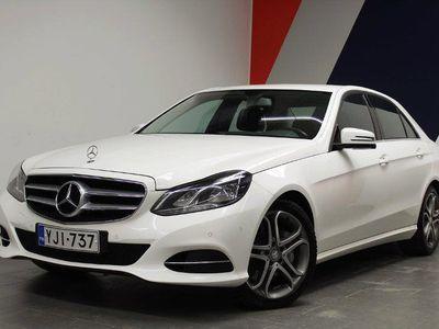 käytetty Mercedes E350 Bluetec 4Matic A **HIENO NELIVETO**