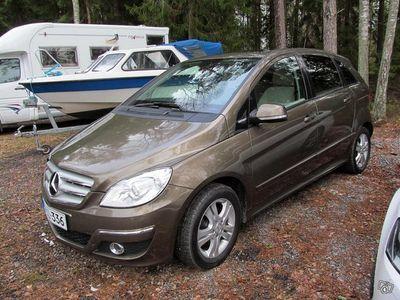 käytetty Mercedes B170 NGT 2.0 5D HB AUT 85KW (116 hv
