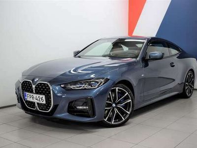 käytetty BMW 420 420 G22 Coupé i A Business M Sport UUSI 4-SARJAN COUPE NYT MEILLÄ!